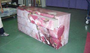 Pellicola adesiva per mobili decorare rivestire for Carta per rivestire mobili ikea