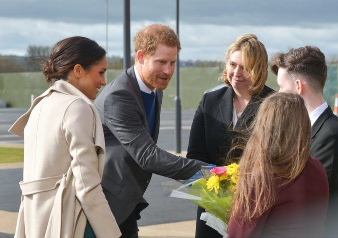 Harry il piu amato della casa inglese si trasferira nel 2019 in una nuova residenza reale