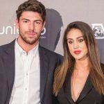 Rodriguez dal matrimonio di Cecilia al nuovo flirt italiano di Belen