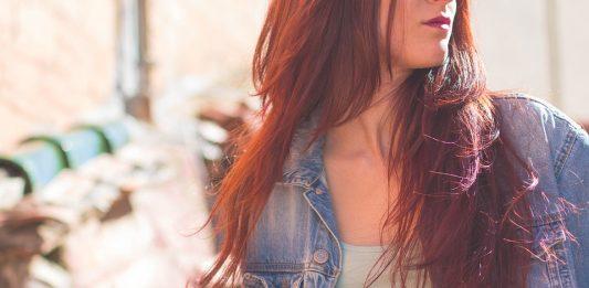 capelli lunghi scalati