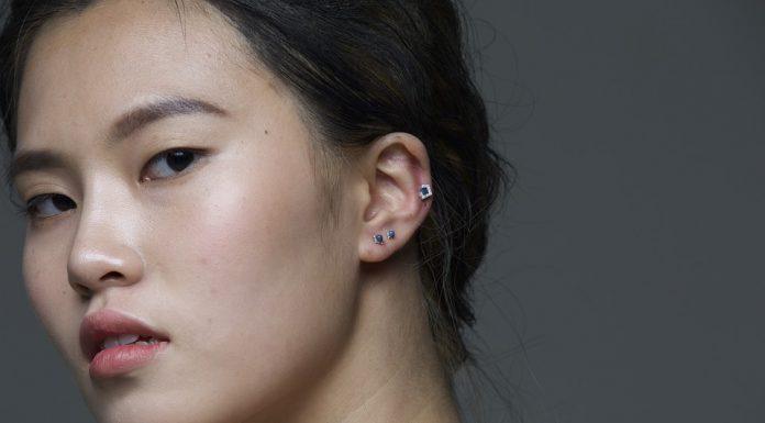 Piercing orecchio