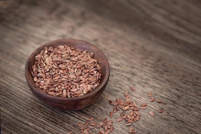 Gel di semi di lino