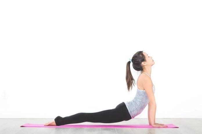 posizioni yoga